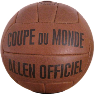 Allen 1938 World Cup ball
