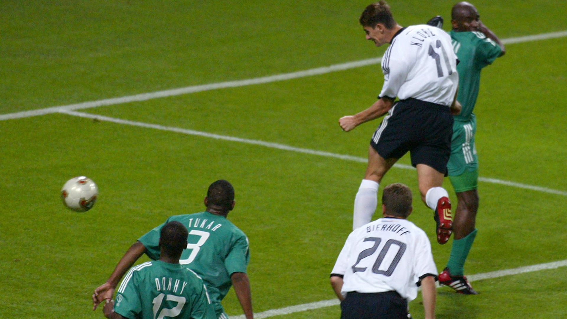 Alemania Arabia Saudita Copa del Mundo 2002