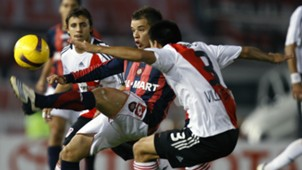 Andres Dalessandro San Lorenzo River Copa Libertadores 2008