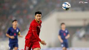 Ha Duc Chinh U23 Vietnam U23 Thailand AFC U23 Championship Qualifiers