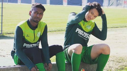 Syamer Kutty Abba, Dominic Tan, Vilaverdense FC