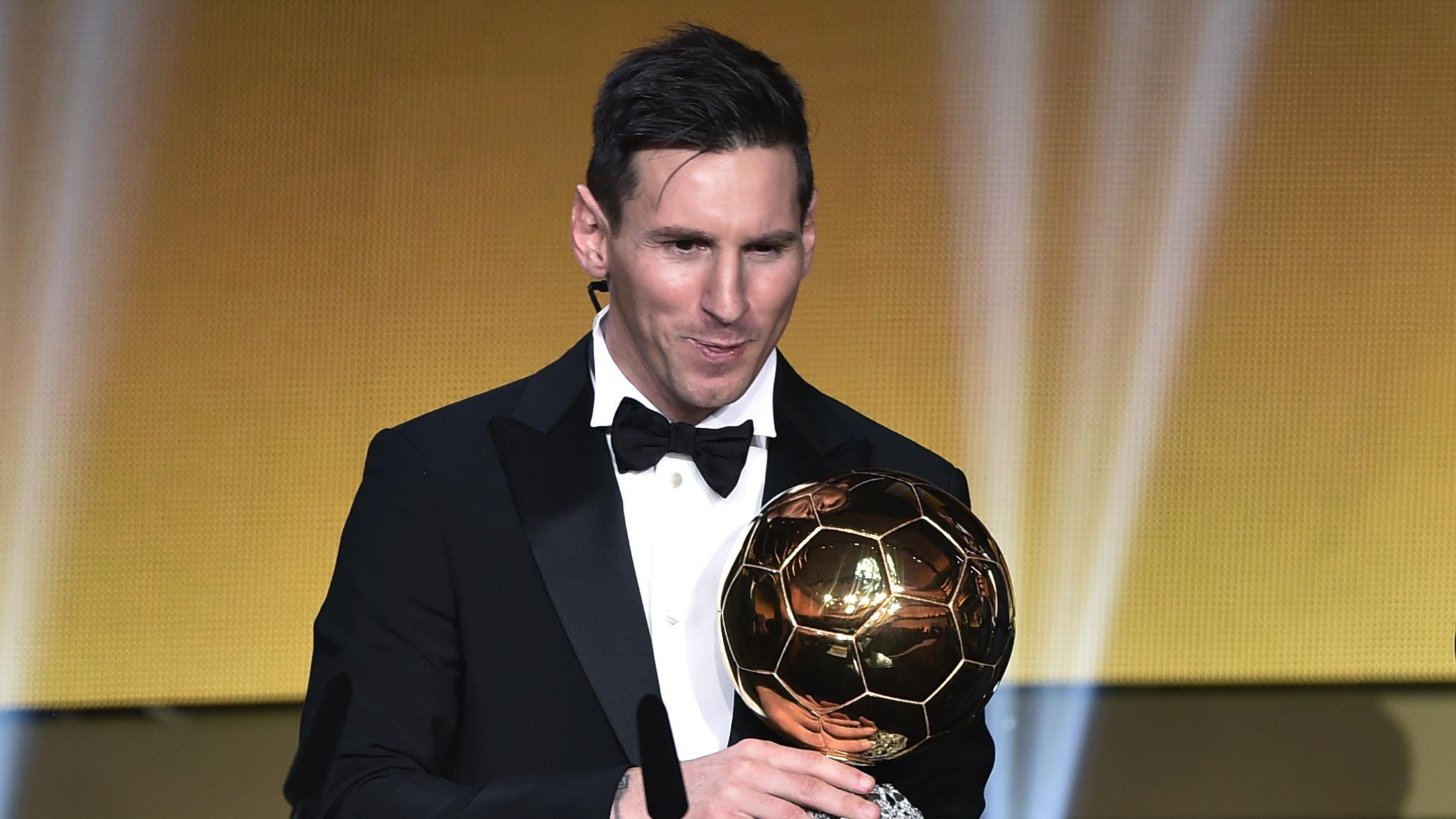 Messi already deserves the next Ballon d'Or – Rivaldo