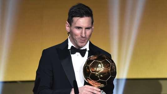 Lionel Messi Ballon D Or