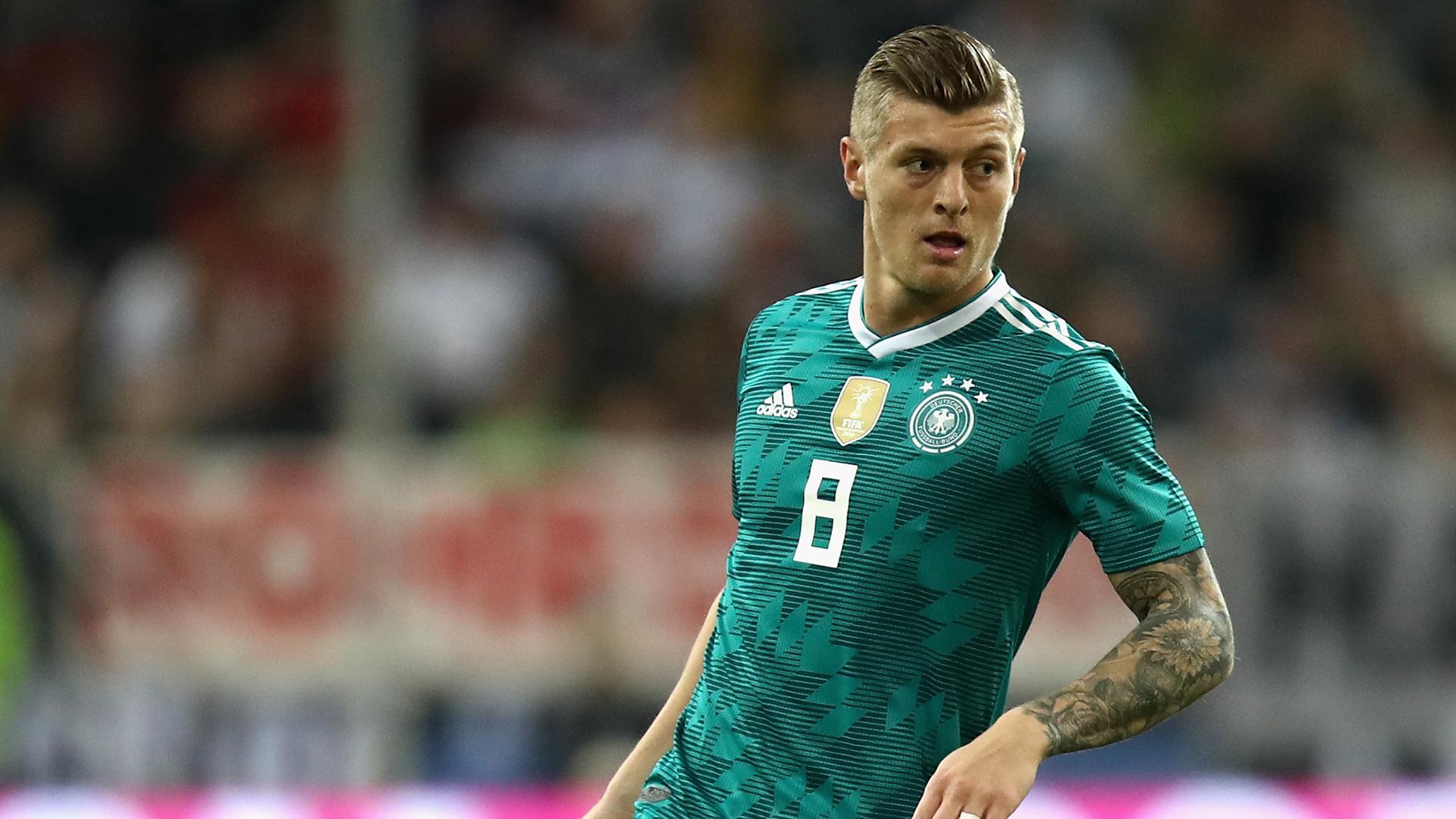 Toni Kroos Deutschland Freundschaftsspiel 23032018