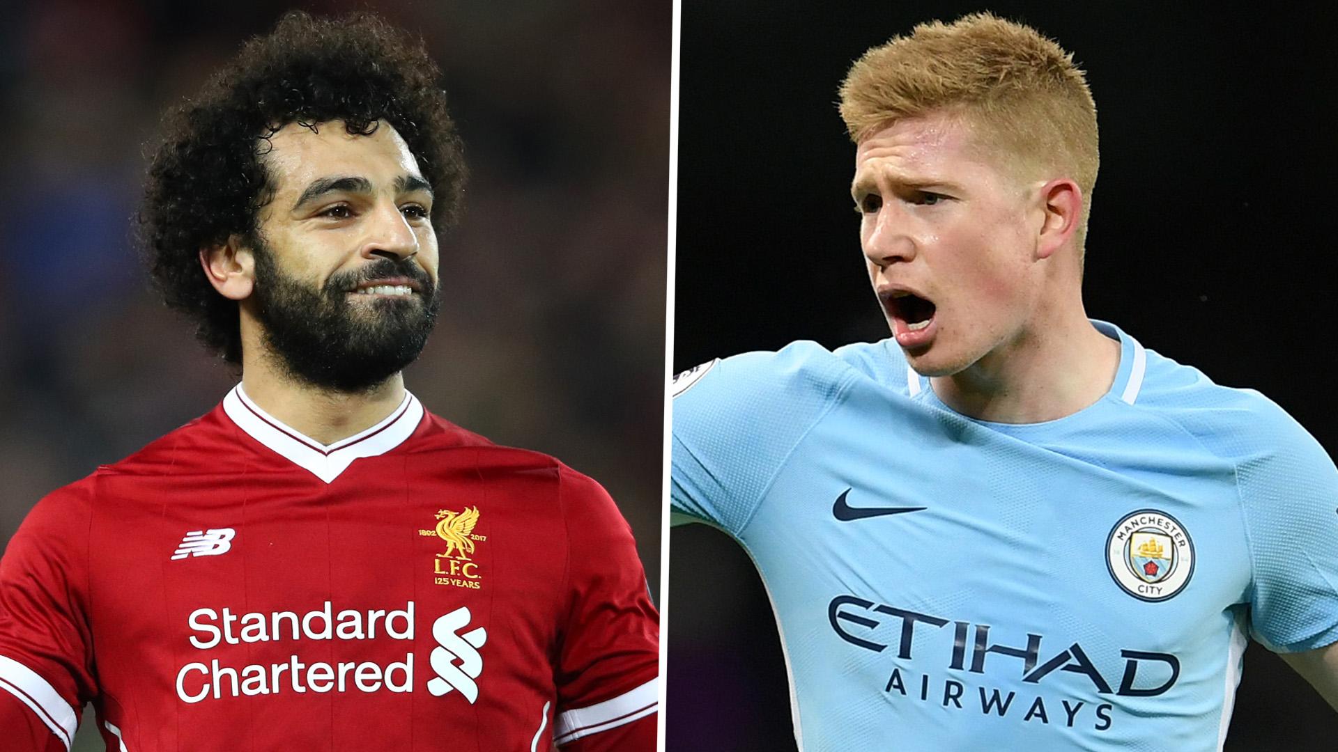 Guardiola unhappy at De Bruyne snub but Salah win cannot be disputed