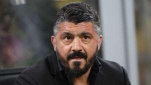 Gennaro Gattuso Milan Sassuolo Serie A