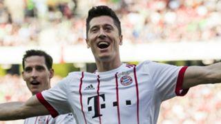 Robert Lewandowski Bayern Munich