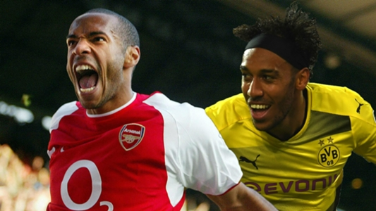d4dc9ea46 Arsenal s new Henry ! Aubameyang can take the Premier League by storm