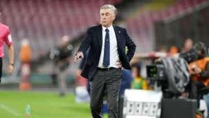 Carlo Ancelotti Napoli Roma Serie A