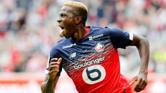 Super-sub Osimhen proves class with Saint-Etienne brace