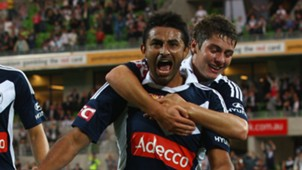 Carlos Hernandez Melbourne Victory