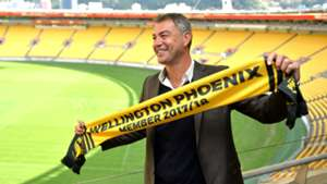 Mark Rudan Wellington Phoenix 2018
