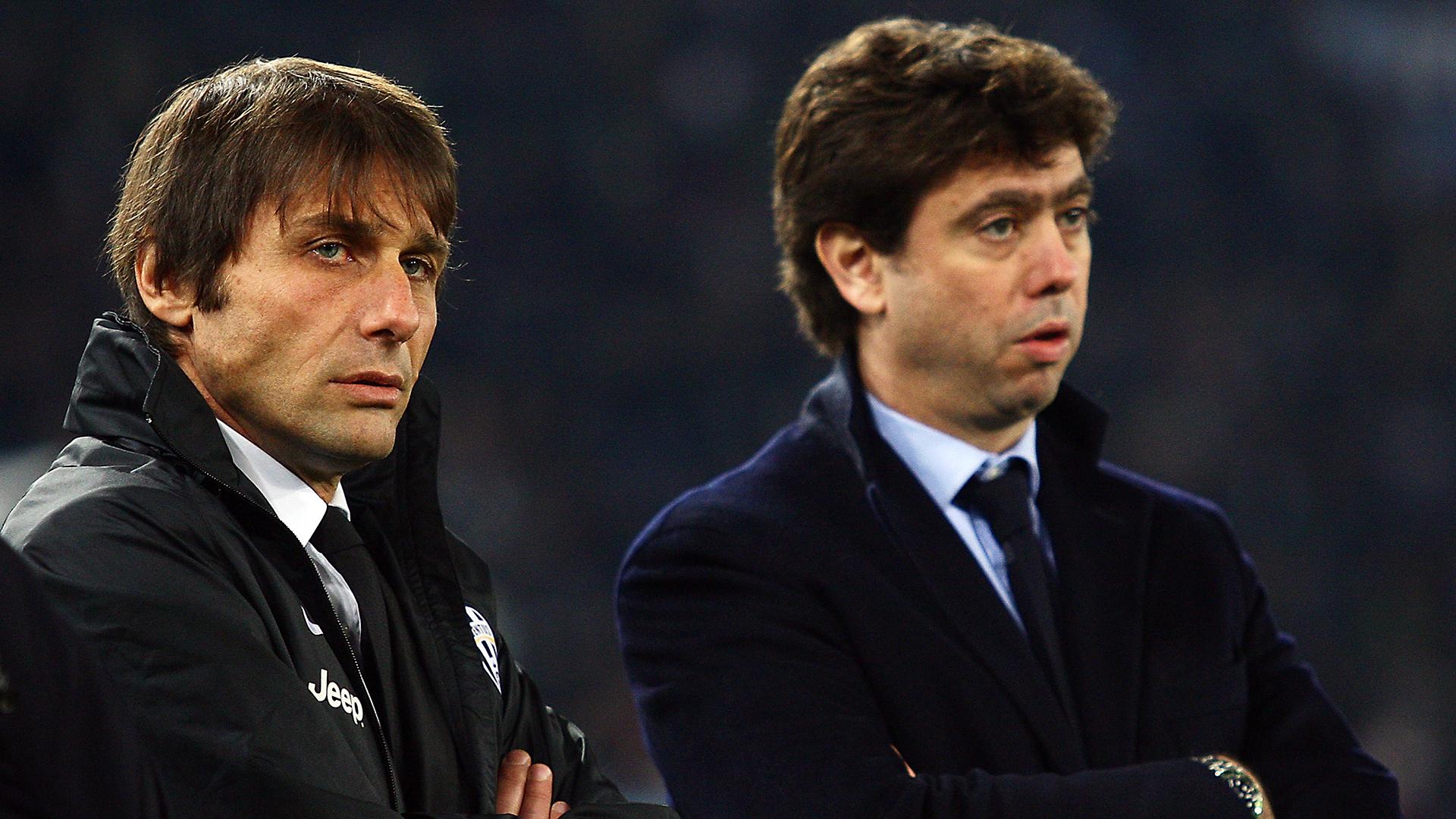 Andrea Agnelli Conte Juventus