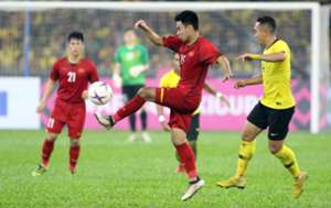 Duc Huy Vietnam Malaysia AFF Cup 2018