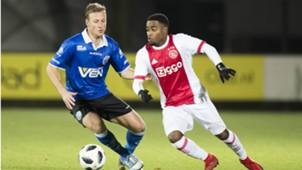Ché Nunnely, Jong Ajax - FC Den Bosch, 18122017