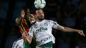 Edu Dracena Sampaio Corrêa Palmeiras Copa do Brasil 22052019