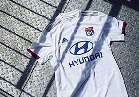 Lyon shirt 2019-2020