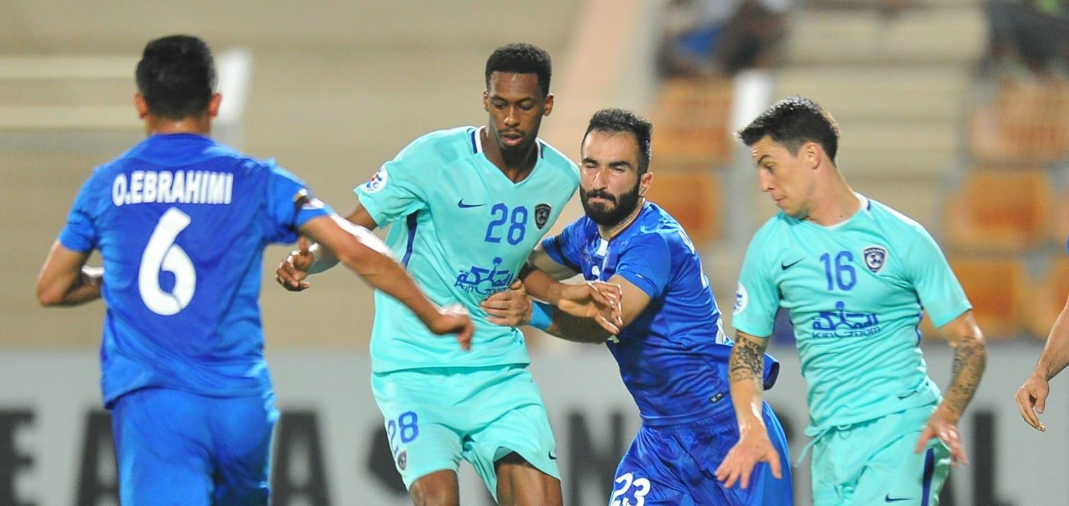 AFC Champions League - Al Hilal vs. Esteghlal