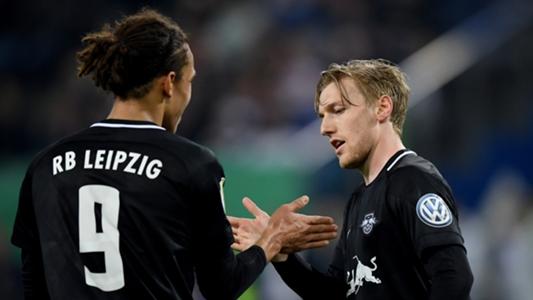 VIDÉO - DFB Pokal, Les buts de Hambourg-Leipzig (1-3)