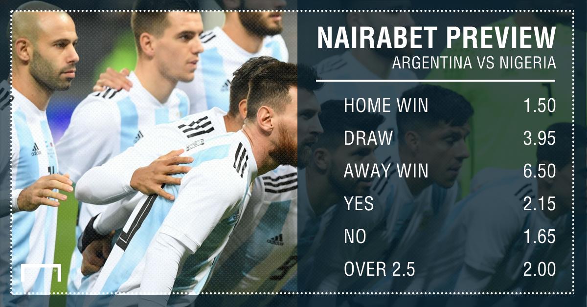 Argentina Nigeria PS
