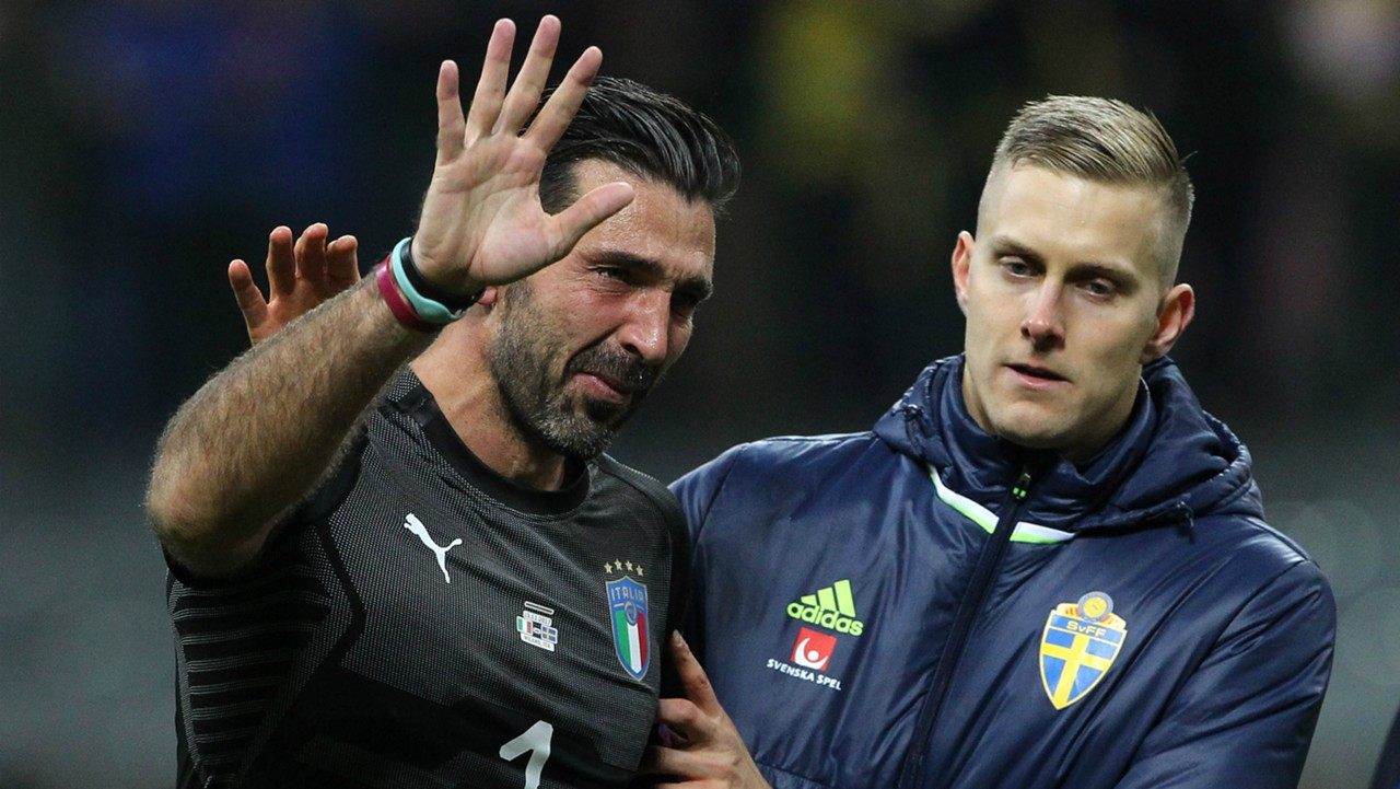 Image result for buffon retired