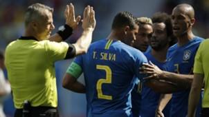 Thiago Silva Brazil Costa Rica 22062018