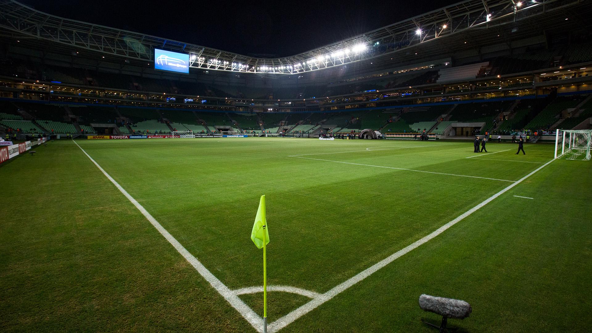 Allianz Parque Palmeiras Atletico Tucuman Libertadores 24052017