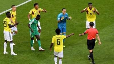 Colombia Milorad Mazic VAR Senegal