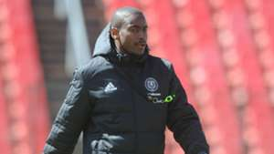 Rhulani Mokwena assistant coach of Orlando Pirates