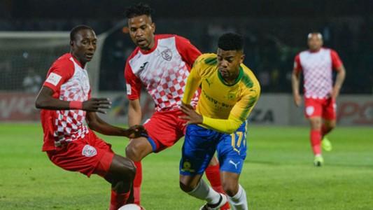Free State Stars, Nhlanhla Vilakazi & Sundowns, George Lebese