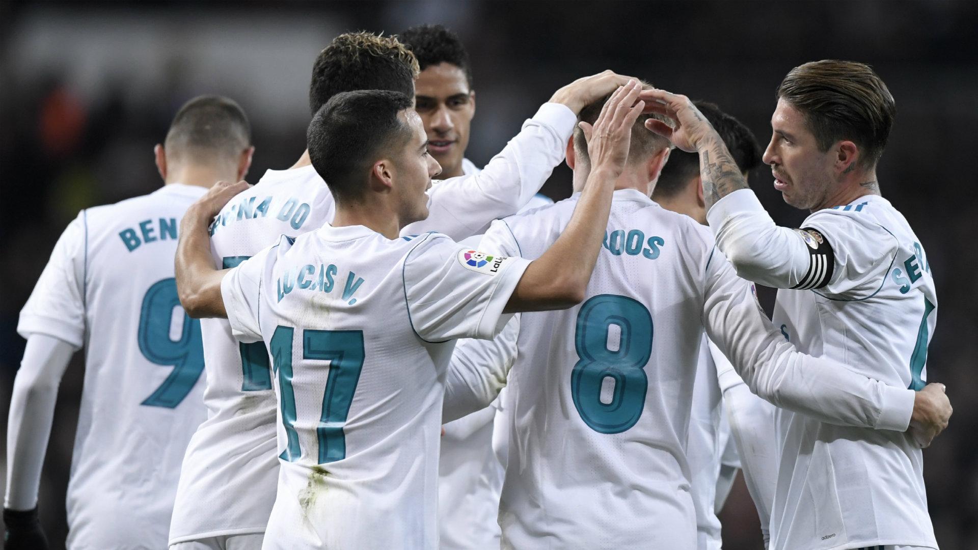 Real Madrid Real Sociedad 10022018