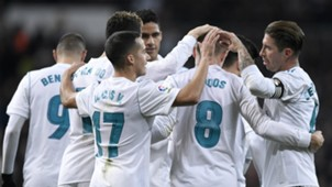 Real Madrid Real Sociedad 10022018