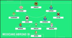 Mexicans Abroad XI