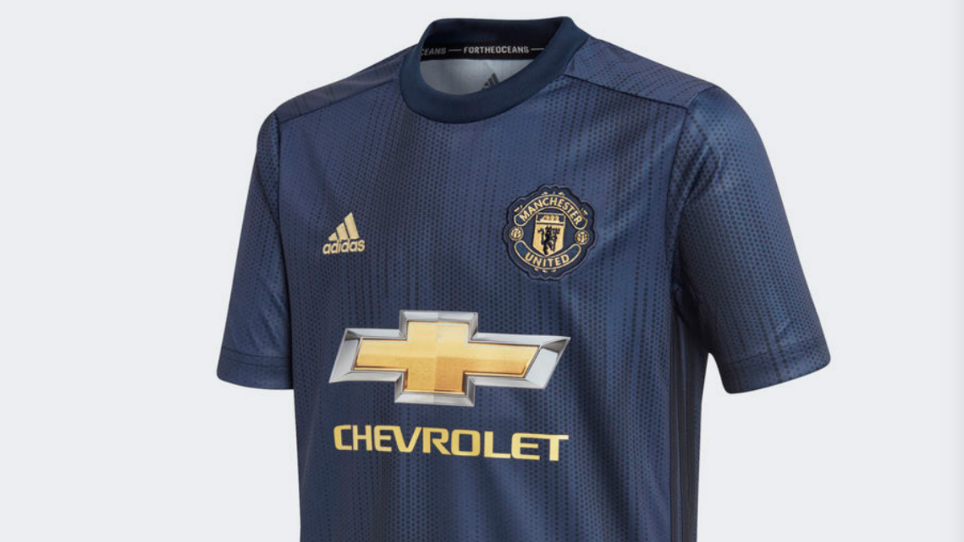 c9c775e0b17 Man Utd unveil retro 2018-19 third kit