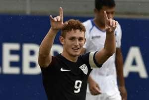 Josh Sargent USA Under 17 CONCACAF 05032017