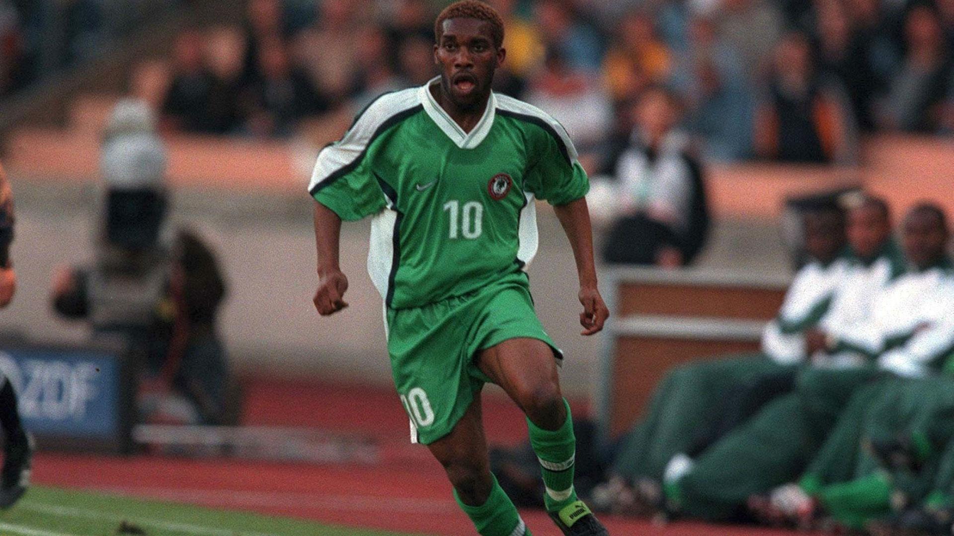 Augustine Okocha Nigeria 1998