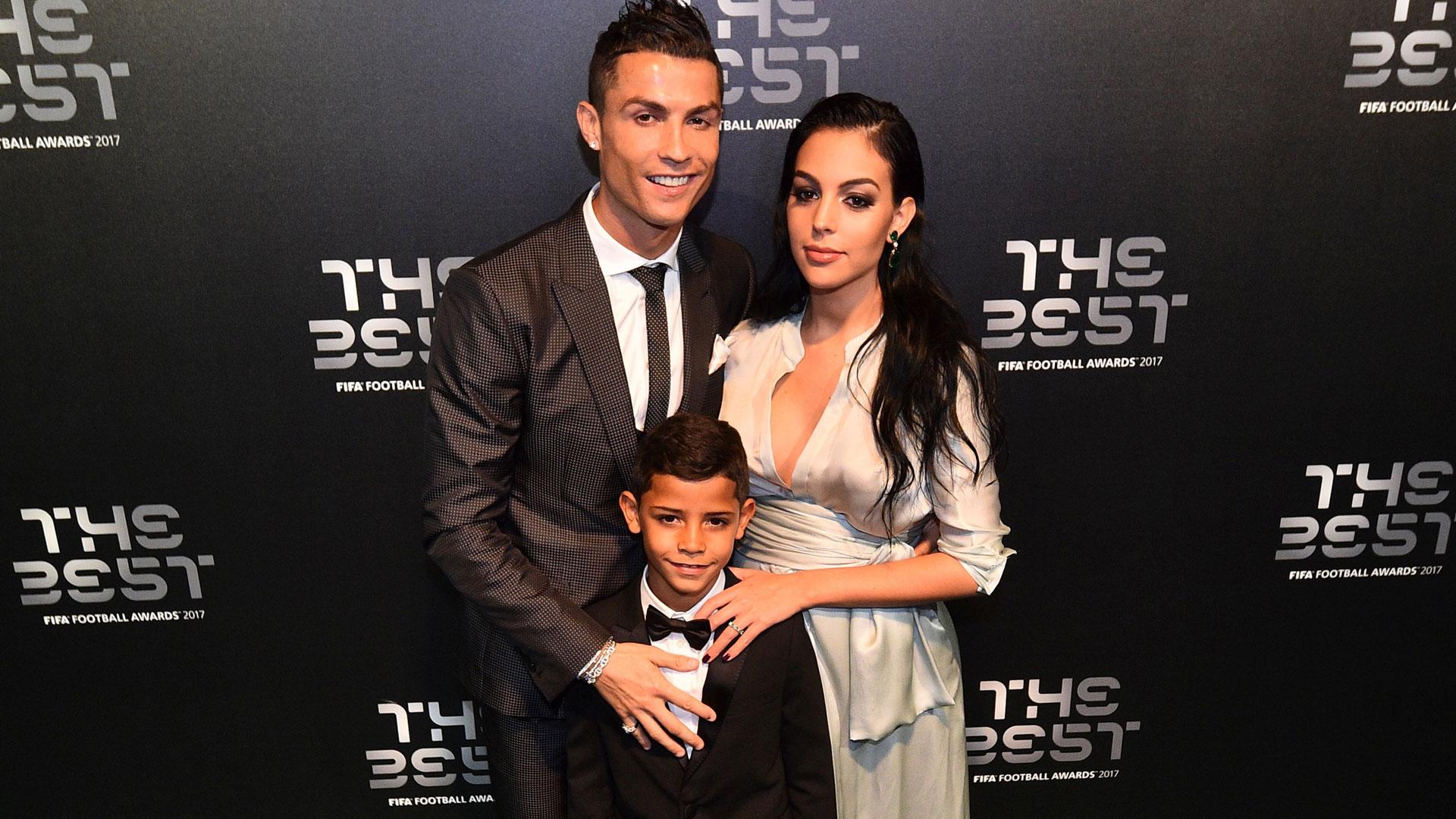 Ronaldo verrät den Namen seiner ungeborenen Tochter