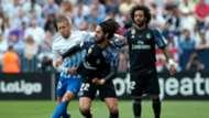 Isco Sergio Gontan Malaga Real Madrid LaLiga 21052017