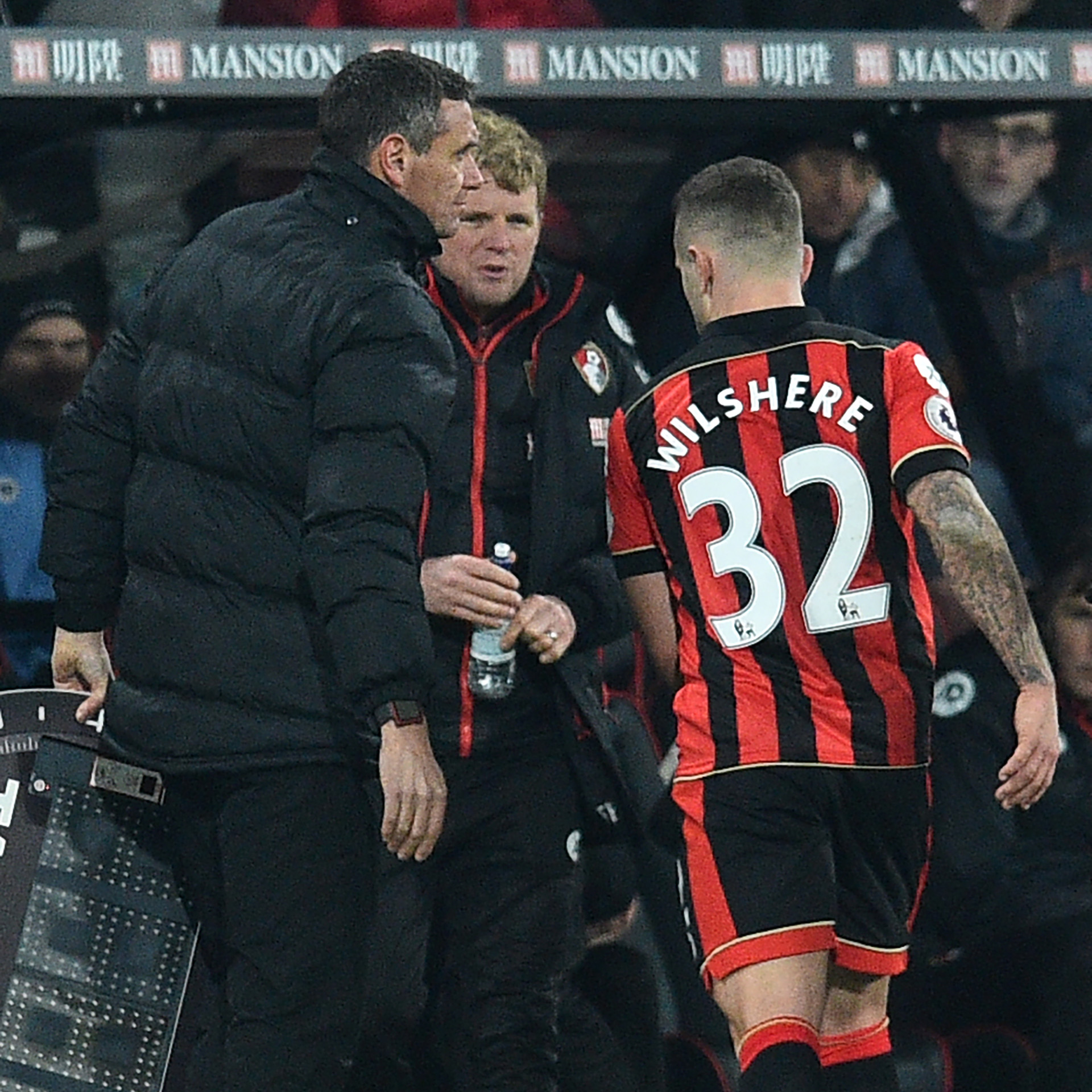 Jack Wilshere Bournemouth Manchester City