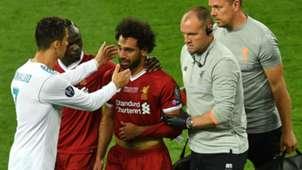 Mohamed Salah Cristiano Ronaldo Real Liverpool