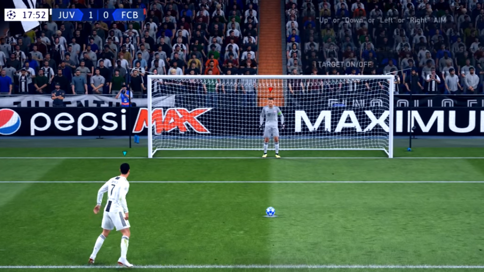 FIFA 19 Penalties