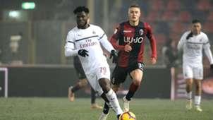 Franck Kessie Bologna Milan Serie A