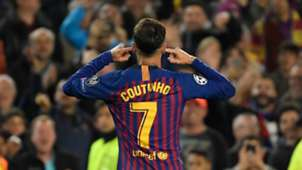 Philippe Coutinho Barcelona Manchester United