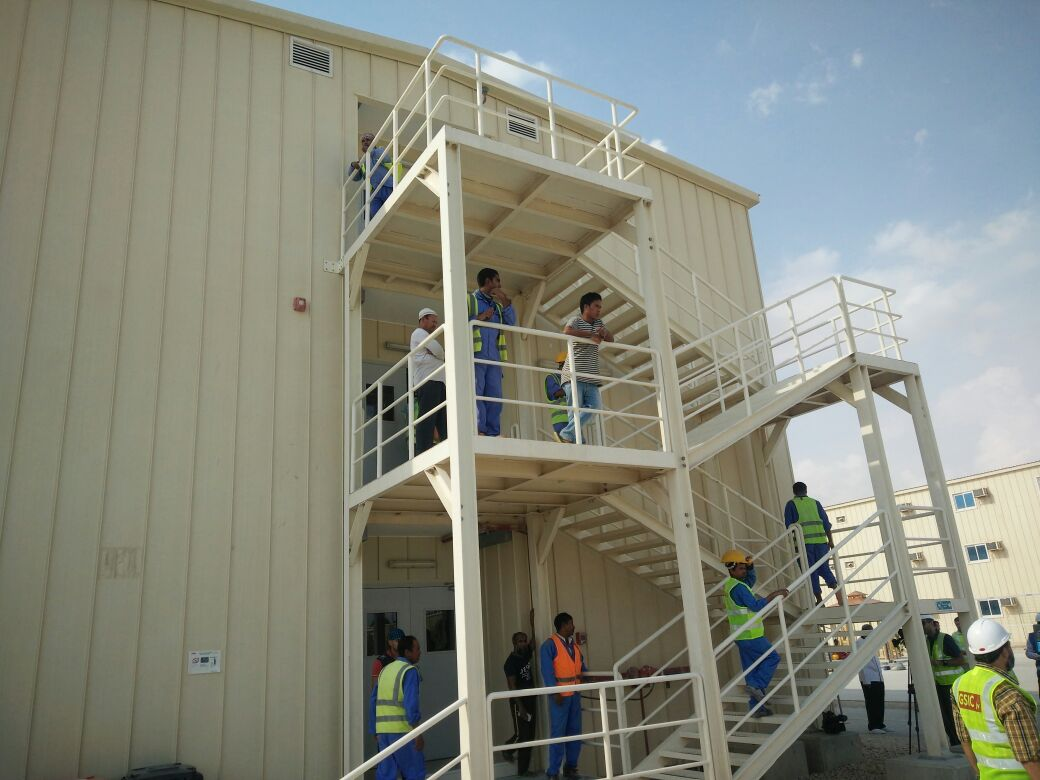 Al Bayt Stadium site, Qatar