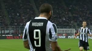 Higuaín gol