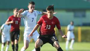 Turkey U17 England U17