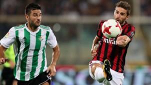 Borini Milan Betis Serie A