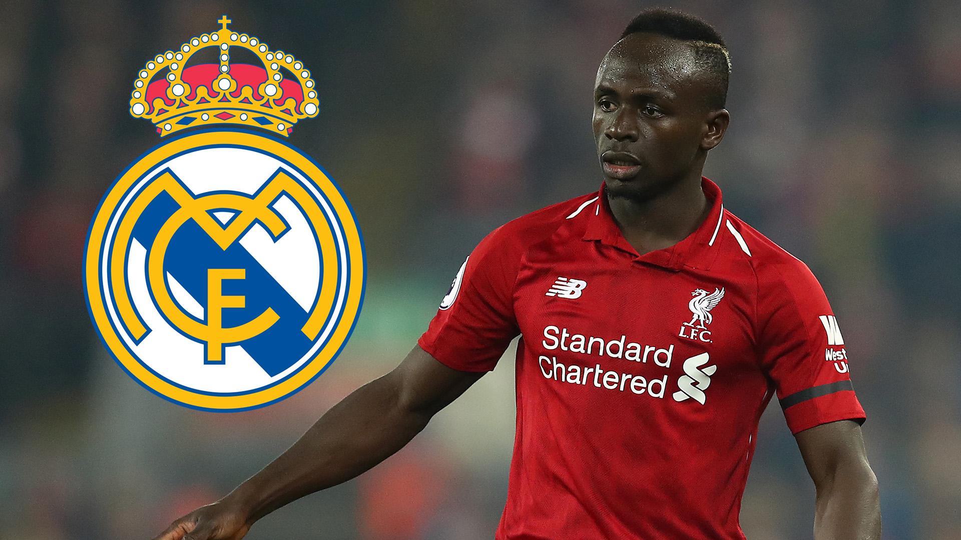 Real Madrid's Zinedine Zidane wants Saido Mane but Liverpool won't sell