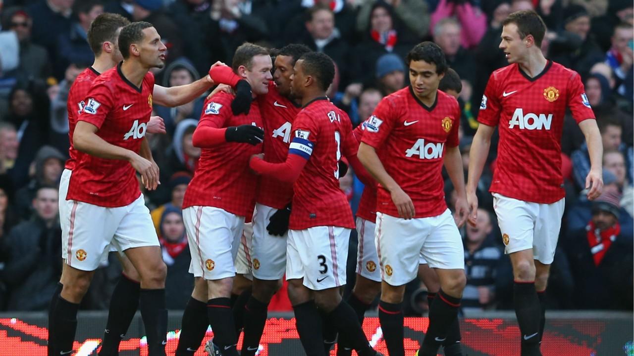 Skuat Juara Manchester United 2012/13: Di Mana Mereka ...