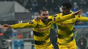 2018-02-23 Atalanta Dortmund Schmelzer